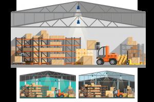 ILS warehouse